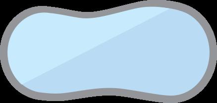 Curved Pool Shape